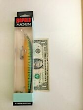 "RAPALA MAGNUM  7"" LENGTH 1 1/2 OZ  GREEN MACKEREL  VOLUME DISCOUNT FISHING LURE"