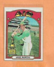 ANGEL MANGUAL TOPPS 1972  CARD # 62