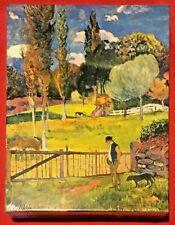 """Landscape"" by Paul Gauguin 500 Piece Springbok Jigsaw Puzzle Sealed NEW RARE"