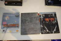 killzone kill zone 2 II edition collector steelbook ps3 ps 3 playstation 3