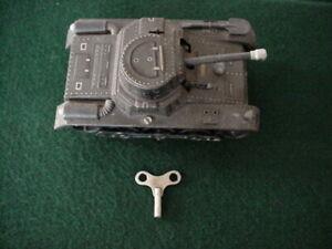 Post War Gama Tank Overall Very Good Make offer !!