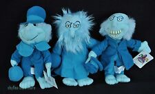 3 Hitchhiking Ghosts Disneyland New Orleans Square Mini Bean Bag Haunted Mansion