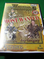 "Dvd- Hunting-Drury Outdoors Whitetail Obsession 5 ""Most Wanted"" w/ the Gregory's"