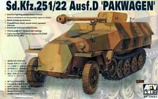 AFV CLUB GERMAN SD.KFZ.251/22 AUSF D PAKWAGEN 1:35 COD.35083