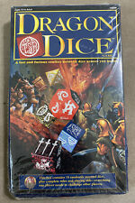 TSR Dragon Dice Dragon Dice Starter Set Box Packaging Squished Box New Sealed