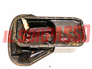 Container Oil Sump Engine Fiat 1400 1900 Original