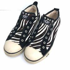 Ugg Zebra Sneakers Laela Slip Ons 9