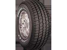 2 New P245/60R15 Cooper Cobra Radial G/T Tires 245 60 15 2456015