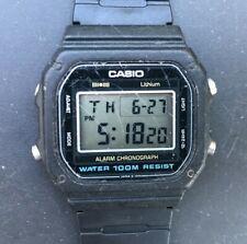Rare 1984 Vintage CASIO W-700 (548) Japan RK 36mm Wristwatch - New Battery