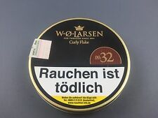 W.O. Larsen Selected Blend N° 32 Curly Flake Pfeife Tabak - 50g Dose