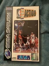 Sega Saturn NBA Action