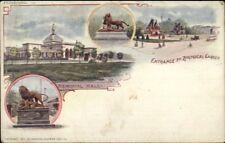 Philadelphia Multi-View Patriographic #12 Pioneer Mailing Card