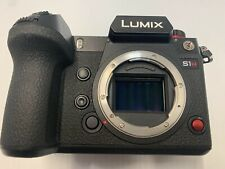 Panasonic LUMIX DC-S1H Full-Frame Mirrorless Camera - EXCELLENT Condition