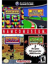 Namco Museum Nintendo Gamecube Game Complete