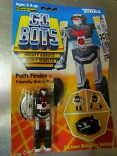 New 1984 Tonka Go Bots Path Finder 29 Friendly Robot Ufo Sealed