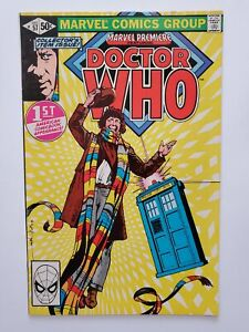 MARVEL PREMIERE #57 (VF) 1980 1st US appearance of DOCTOR WHO!