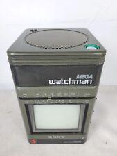 Watchman FD-500 Portable Television TV