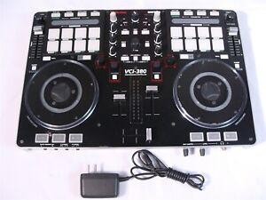 Vestax VCI-380 2 Channel Serato DJ Controller