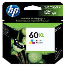 BRAND NEW GENUINE HP 60XL Color INK CC644WN Authentic C4650 C4680 C4740 C4750