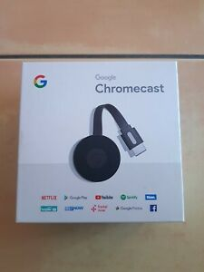 Google Chromecast (2nd Generation) HD Media Streamer - Black