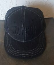 NO FEAR Louiestitch-Pro Black Cap Size Med Style HF4297 NWT