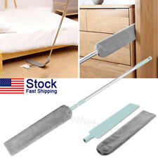 1 set Telescopic Microfiber Duster Extendable Cleaning Dust Home Office Car Tool