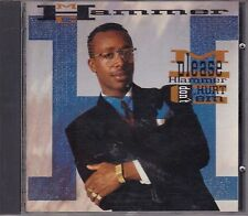 MC Hammer - Please Hammer Don't Hurt 'em **1990 UK 13 Track CD Album**VGC