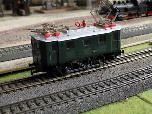 KLEINBAHN 128014, ELECTRIC ENGINE WITH LIGHTS, SCALE HO