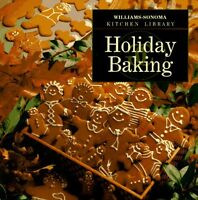 Holiday Baking (Williams Sonoma Kitchen Library)
