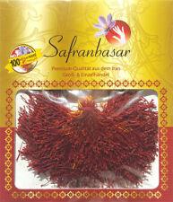 5g Safranfäden Dochtarpitsch-Bündel Saffron Zaffrano Super Qualität SAFRANBASAR