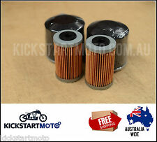 Oil Filters for KTM 640 Adventure Duke Super Enduro Motard (Twin Pack)