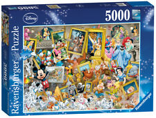 17432 Ravensburger Disney Multicharacter Jigsaw 5000 Piece Adult's Puzzle