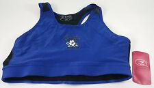 Sugoi Womens RSR Sports Bra XL Electric Blue Rock N Roll Marathon San Diego NWT