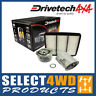 Mitsubishi MN Triton 2.5L 08/09-ON Drivetech Filter Kit AIR OIL FUEL SERVICE KIT