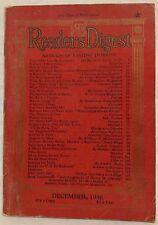 December 1936 Reader's Digest!!!