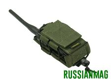 Russian Pouch bag radio ak val M4 hunting  UMTBS  molle army airsoft