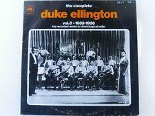 DUKE ELLINGTON - The Complete vol 6 - 2LPs