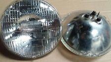 "Ford Zodiac Mk4 Headlight. Lucas 7"" Genuine N.O.S."