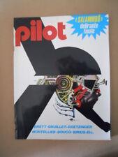 PILOT Rivista Fumetti n°16 1984 Christin Bilal - Uomo di carta Manara   [D9]