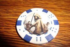 Michonne The Walking Dead Photo Poker Chip,Golf Ball Marker,Card Guard  White