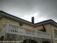 Geländer Balustraden Balkongeländer Balustrade Baluster Beton-Balustrade