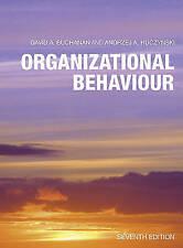 Organizational Behaviour by Andrzej A. Huczynski, David A. Buchanan -7th edition