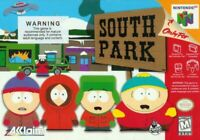 South Park - 1998 Acclaim Shooter - Rated Mature - Nintendo 64 N64