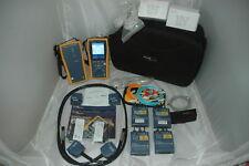 Fluke DTX-1800 Cat 7 900MHZ Cable Analyzer 5 Year OEM calibration + MFM & SFM