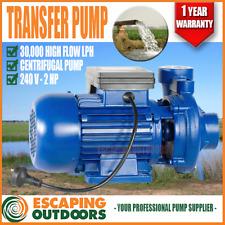 Escaping Outdoors 2DK20 High Flow Water Transfer Pump