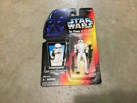 1995 Star Wars red card POTF Stormtrooper figure! FREE shipping!