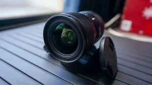 Sigma 18-35mm f1.8 DC HSM Lens(Nikon F Mount) with USB Dock (UD-01)