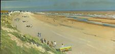 "New original michael richardson ""haute summer carrossage sands"" sussex coast peinture"