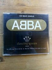 Dancing queen Maxi Single (4 tracks) by Abba CD