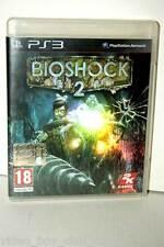 BIOSHOCK 2 GIOCO USATO OTTIMO STATO SONY PS3 EDIZIONE ITALIANA PRIMA STAMNPA PAL